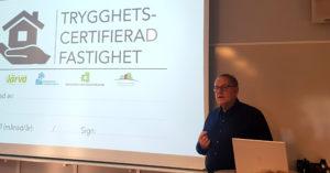 Lennart Levander, Brottsförebyggare