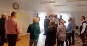 Workshop - Gemensam målbild för trygghet och trivsel i Skärholmen.