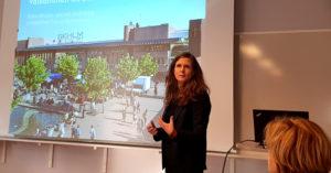 Karin Ahlzén, Projektchef Fokus Skärholmen på exploateringskontoret i Stockholms stad