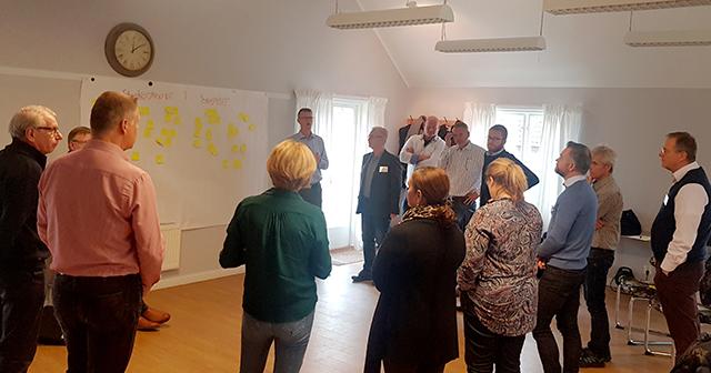 Workshop 23 oktober 2019