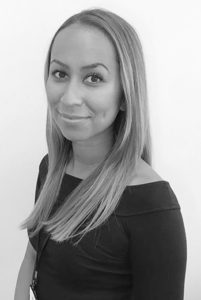 Mona Keshavarz, Brottsförebyggande handläggare, Ekobrottsmyndigheten