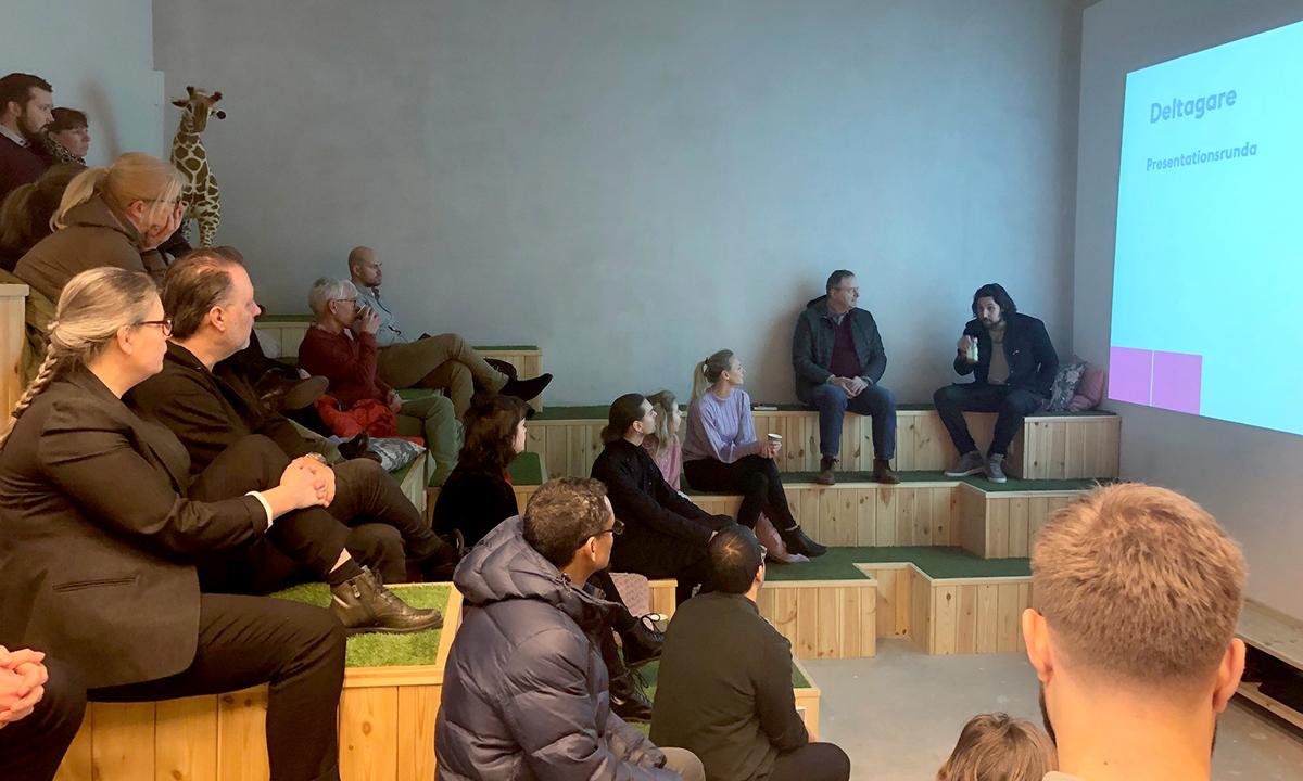 Möte - Levande Bredäng 2020-01-21