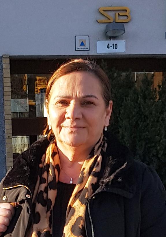 Münibe Demirkiran, Fastighetsförvaltare, Svenska Bostäder